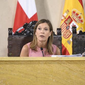 Almería concejala Ana Labella