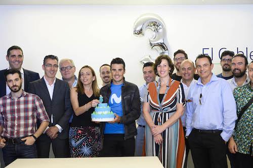 Almería aniversario El Cable