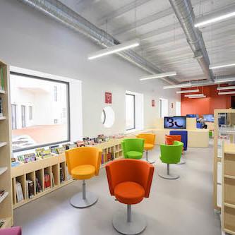 Biblioteca Municipal Artero Almería