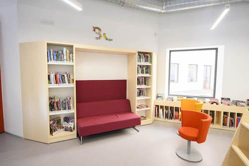 Biblioteca Municipal Almería