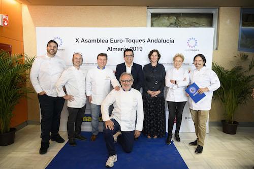 Almería gastronomía Asamblea Eurotoques