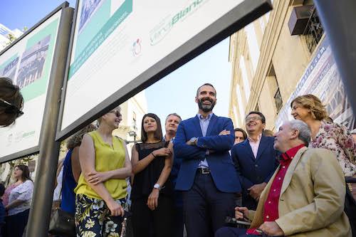 Exposición Verdiblanca Almería