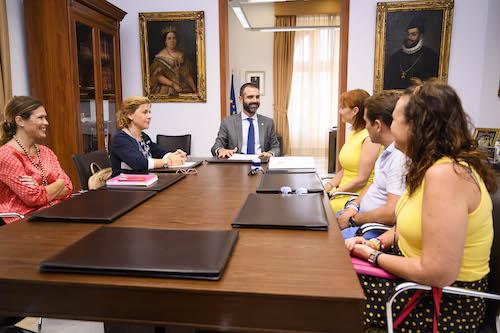 Almería convenio ALTEA autismo