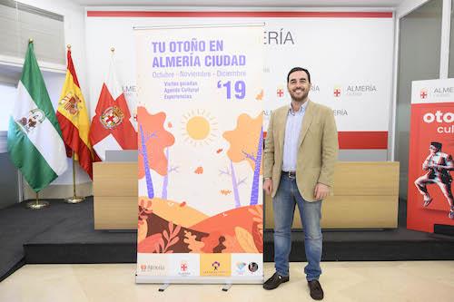 Turismo Almería ciudad otoño