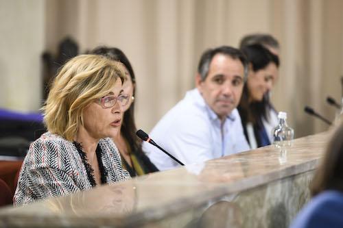 Concejal Almería Paola Laynez