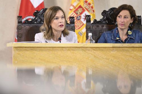 Ayuntamiento Almería pleno