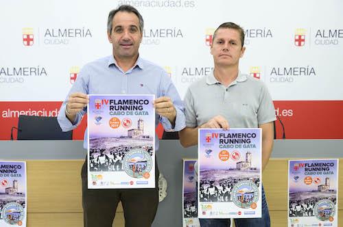 Deportes Almería Flamenco Running
