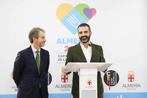 Alcalde Almería gastronomía Repsol