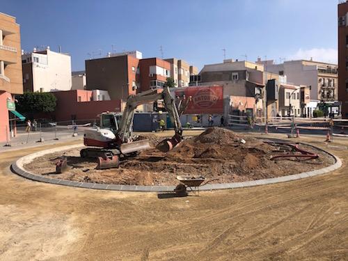 Almería remodelación Los Molinos