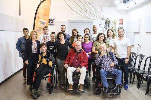 Ayuntamiento Almería taller inclusión
