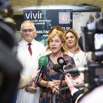 Almería manifiesto daño cerebral