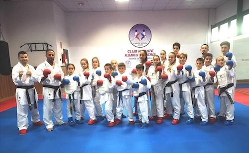 Almería deportes Club Karate