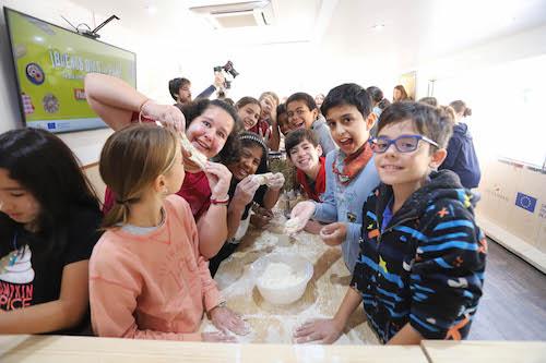 Almería promoción pan