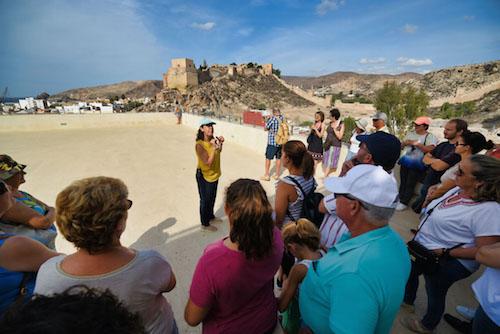 Turismo Almería Miradores