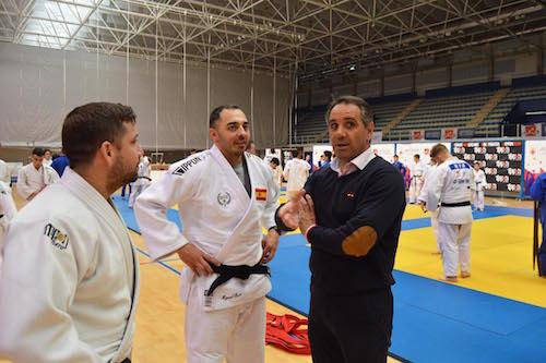 Almería deportes municipales judo