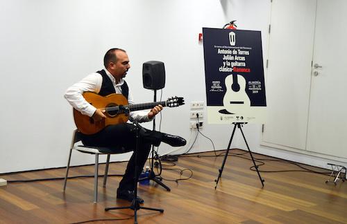 Promoción Almería flamenco
