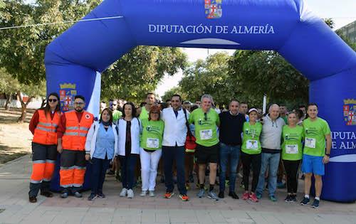 Almeria deportes carrera solidaria