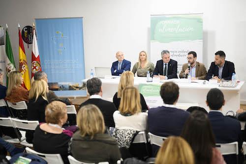 Almería Jornadas alimentación Farmacéuticos