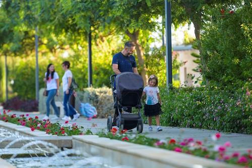 Parques y jardines Almería