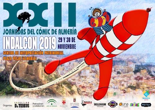 Jornadas comic Almería