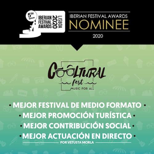 Cultura Almería nominaciones Cootural