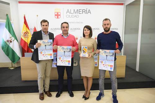 Almería carrera solidario Aspapros