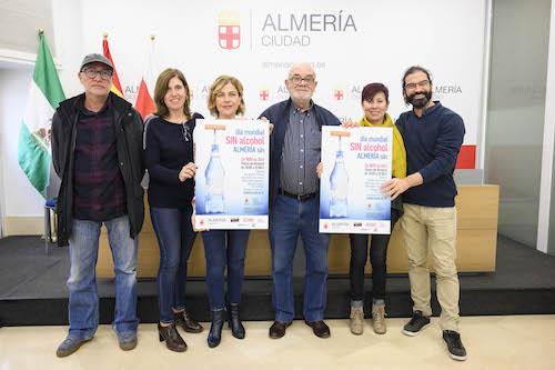 Día sin alcohol Almería