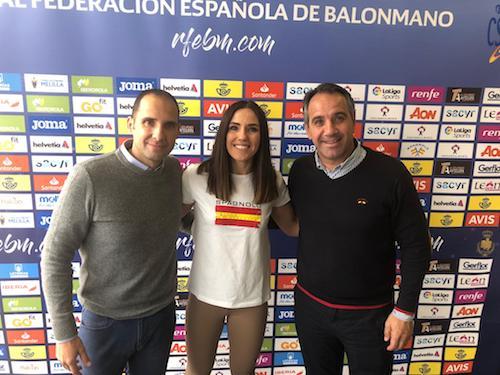 Deportes Almería selección balonmano