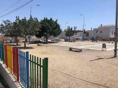 Reforma Almería espacios públicos