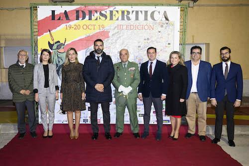 Almería legión La Desértica