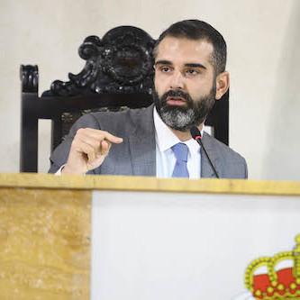 Pleno Ayuntamiento Alcalde Almería