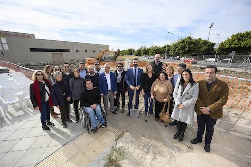 Edificio Tercer sector Almería