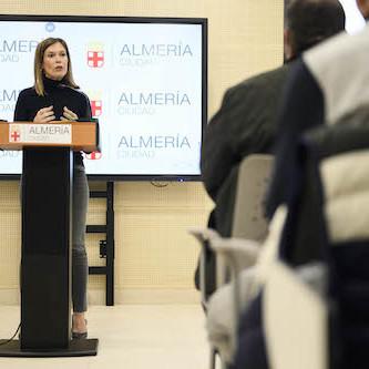 Ana Labella Concejala Almería