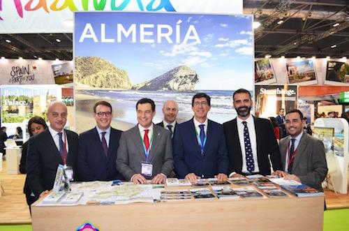 World Travel Market Almería
