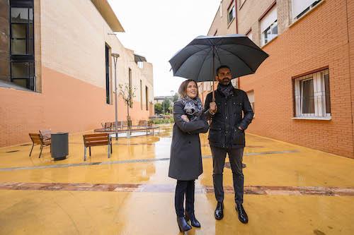 Almería urbanismo calle Guadarrama
