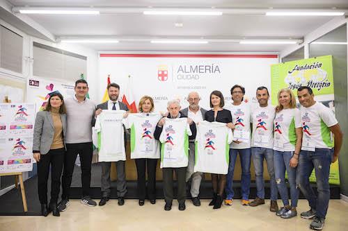 Almería carrera solidaria