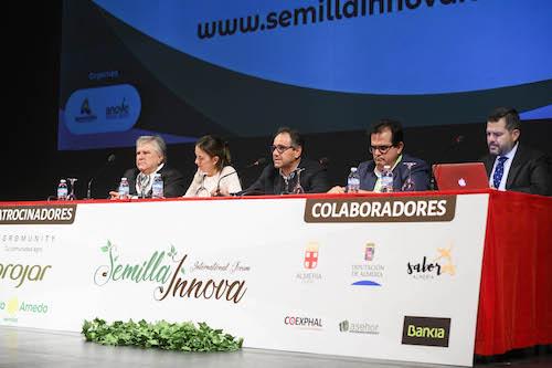 Almería Congreso Innova semillas