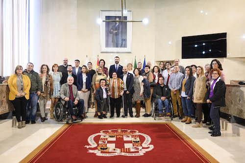 Ayuntamiento Almería Consejo Discapacidad