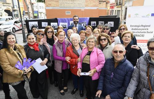 Almería manifiesto violencia mujer