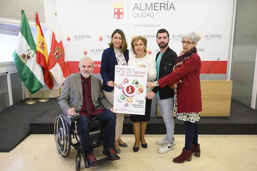 Almería Gala Discapacidad 2019
