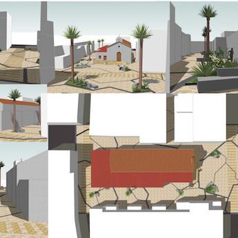 Remodelación Plaza Alquián Almería