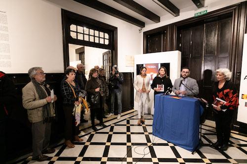 Museos Almería pintura Falces