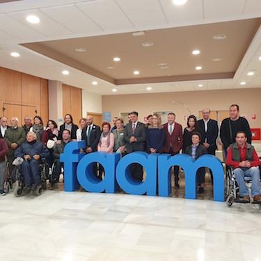 Manifiesto discapacidad Almería