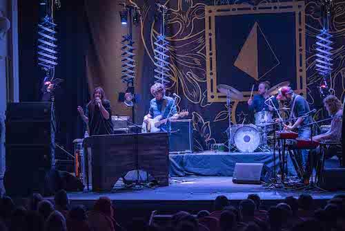 Cultura Almería concierto Morgan