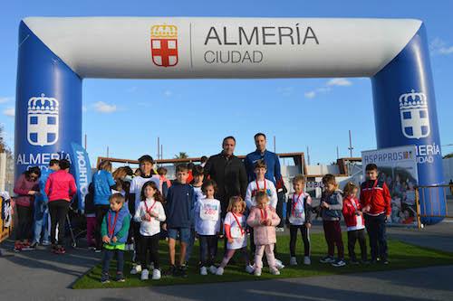 V Carrera Aspapros Almería