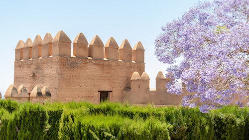 Visitas Alcazaba Almería