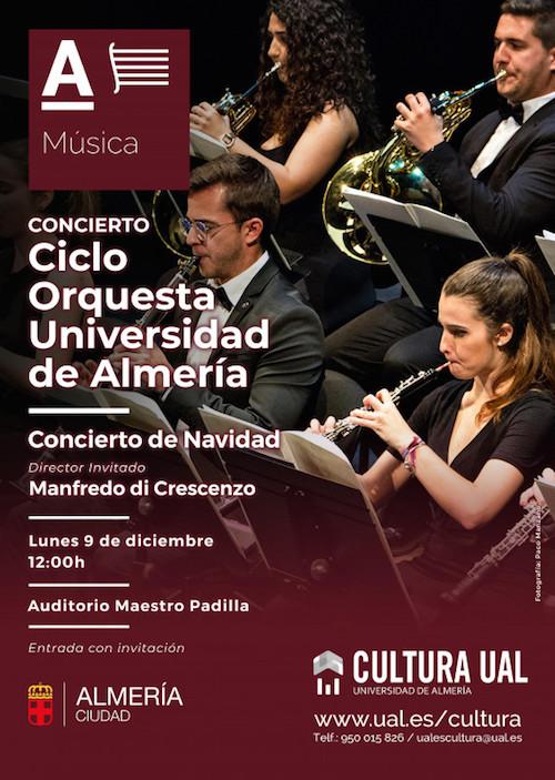 Cultura concierto Navidad UAL