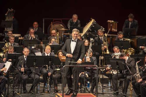 Banda sinfónica municipal Almería