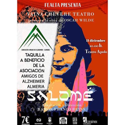 Almería Cultura teatro aficionado