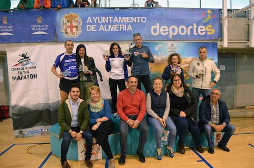 Almería deportes Ultramaratón